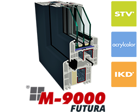 GEALAN S9000 FUTURA (M-FUTURA)